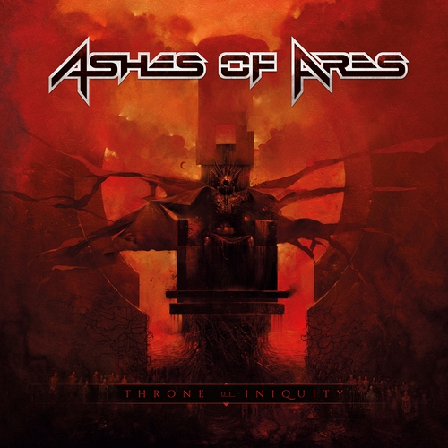 Ashes Of Ares - Throne Of Iniquity