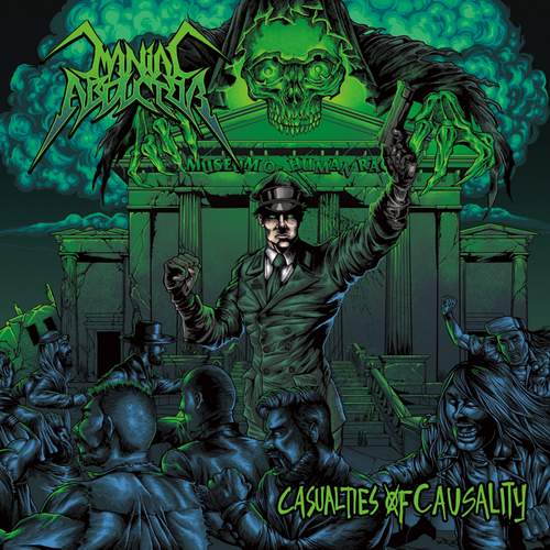 Maniac Abductor - Casualties Of Causality