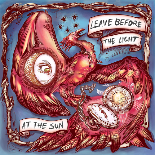 At The Sun - Leave Before The Light