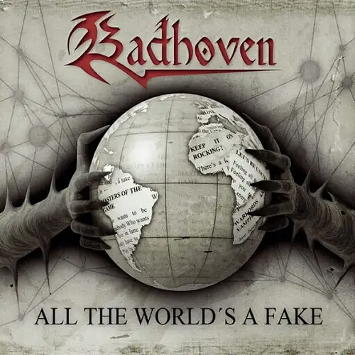 Badhoven - All The World's A Fake