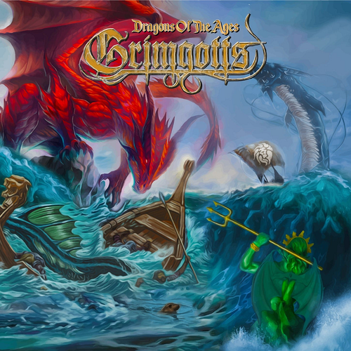 Grimgotts - Dragons Of The Ages