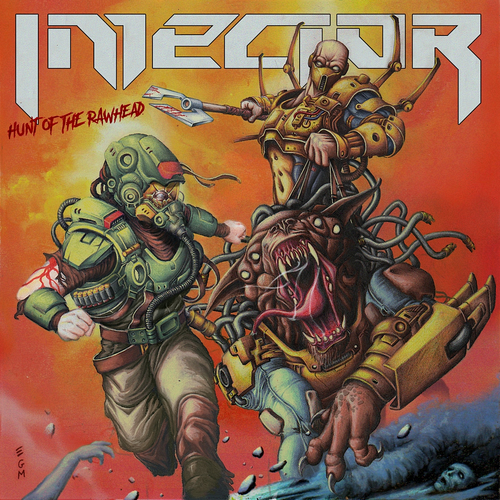 Injector - Haunt Of The Rawhead