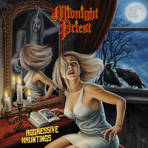 Midnight Priest - Aggressive Hauntings
