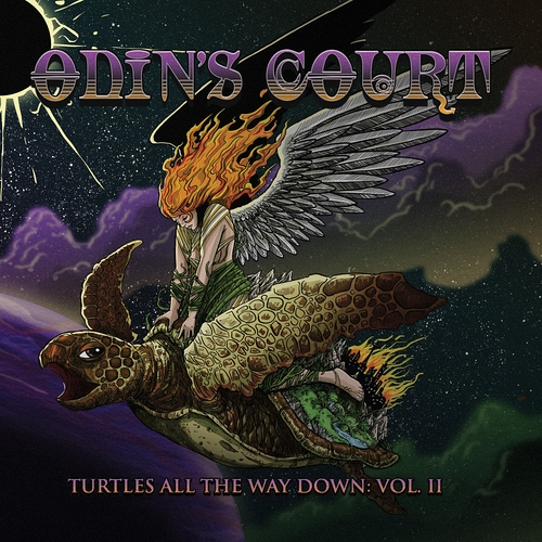 Odin's Court - Turtles All The Way Down: Vol. II
