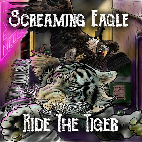Screaming Eagle - Ride The Tiger