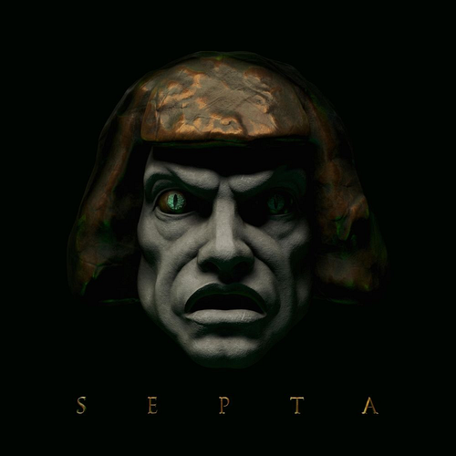 Septa - Bitten By The Serpent Of The Kingdom Of The Spirit