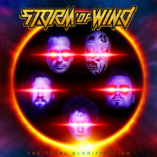 Storm Of Wind - The Total Glorification