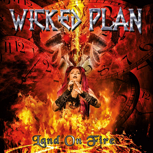 Wicked Plan - Land On Fire