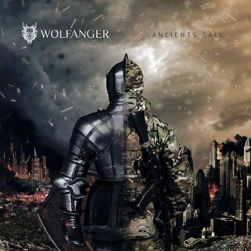 Wolfanger - Ancients Call
